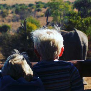 Reizen - ZaZoe Xperience - met kinderen op safari