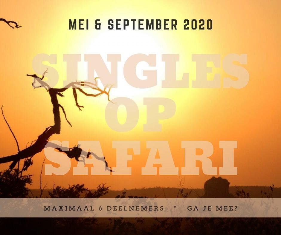 Special - Singles op Safari 2020