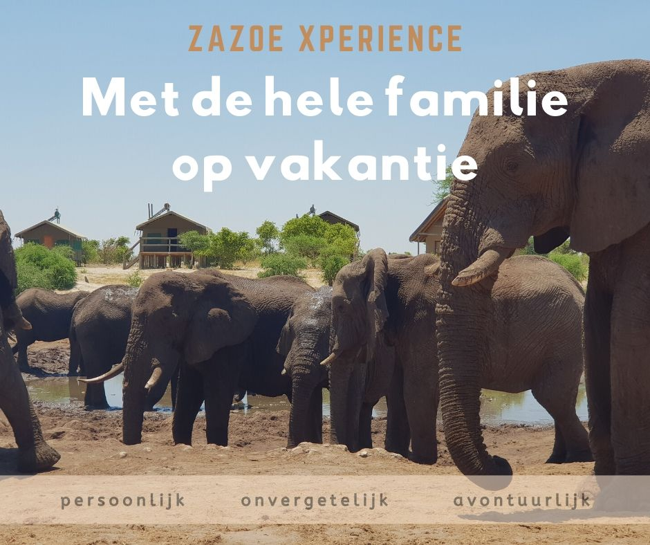 ZaZoe Xperience - Met de hele familie op vakantie